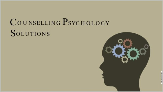 Counselling Psychology Solutions